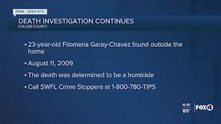 Collier County death investigation continues