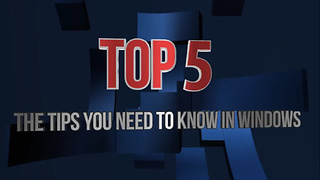 Top 5 windows 10 tips you need to know  - Video