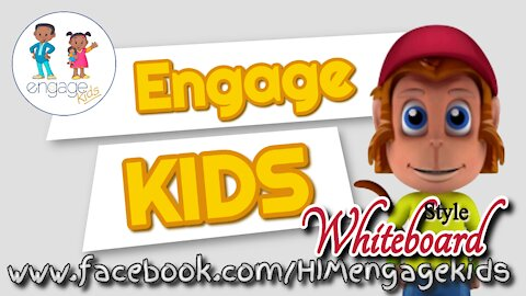 3. Engage Kids Whiteboard | Sample Video For Engage Kids FEA Ministries