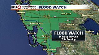 Flood watch continues in SWFL