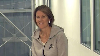 Indiana Pacers' Kelly Krauskopf Becomes First-Ever Woman Assistant GM in NBA - Video
