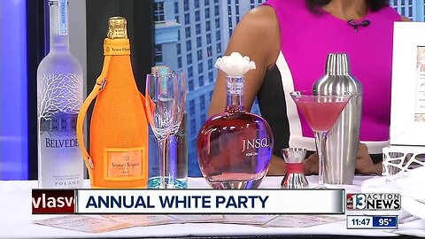 Annual White Party