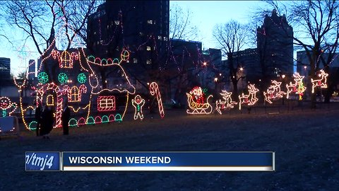 Weekend Events: Getting in the holiday spirit