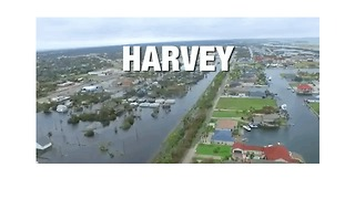 Tropical Storm Harvey Devastates Houston - Video