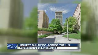 Business Insider survey ranks 'ugliest buildings' in each state - Video