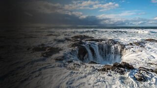 How to Survive Falling Into Thor's Well