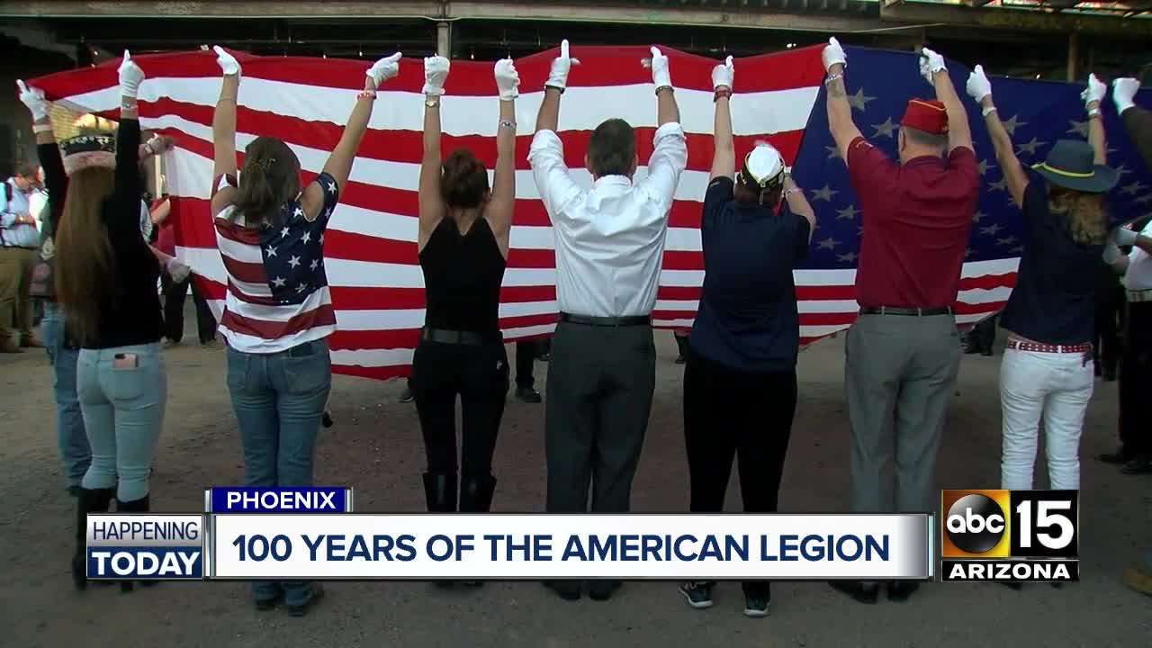 100 Years of the American Legion