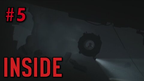 Playdead's INSIDE (Submarine) Let's Play! #5