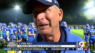 Watch Part 1 of WCPO's 'Friday Football Frenzy' for Oct. 13, 2017 - Video