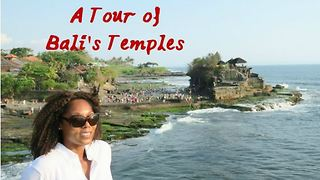 A stunning look around Bali's temples - Video