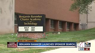 Benjamin Banneker launches sponsor search - Video