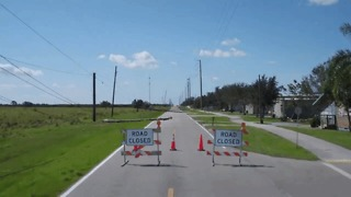 Miles of Power Lines Still Down in Florida - Video