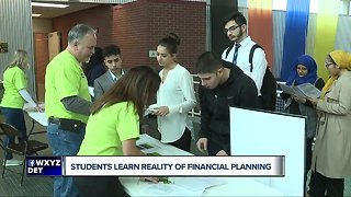 Dearborn students learn real-life money management skills