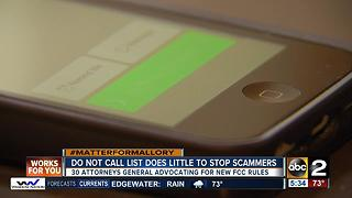 New push to prevent illegal robocalls - Video