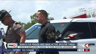 Chico's employee shares scary experience after active shooter threat