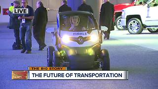 The future of transportation - Video