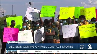 Gov. Mike DeWine expected to make announcement on fall sports