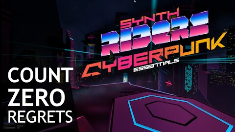 Synth Riders VR Cyberpunk Essentials: Meet Your Neu-romance (Review)