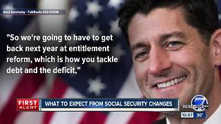 GOP could go after Social Security, Medicare changes in new year - Video