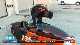 Mentorship program in Fort Myers focuses on positive life choices - 8 am live report - Video