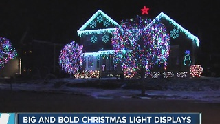 Hoosiers deck out their homes for Christmas - Video