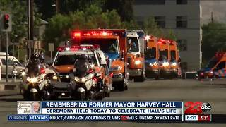 Remembering Harvey Hall