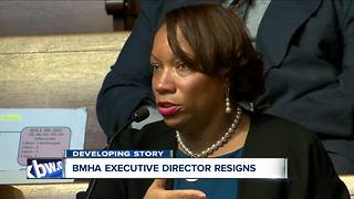 BMHA executive director resigns - Video
