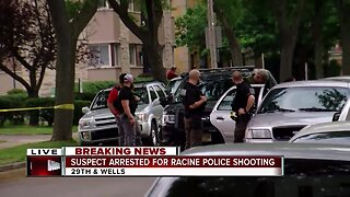 Police arrest suspect in Officer Hetland's murder near 29th and Wells