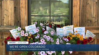 'It Takes a Vail Valley' encouraging people to shop local in Vail