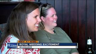 Wisconsin women traveling to England for royal wedding