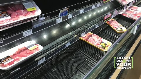 Meat shortage: When will supplies improve?