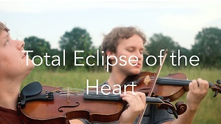 Total Eclipse of the Heart | Eclipse 2017 | Super Martin Bros - Video