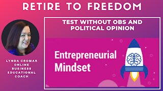 Test Without OBS And Political Opinion