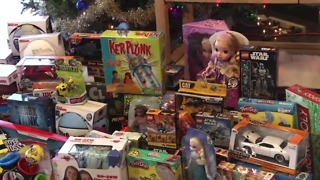 13 Days of Giving toy drive is underway - Video