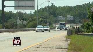 Construction to shut down US-127 northbound for the weekend - Video
