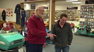 Small Towns: Snowmobile Hall of Fame Museum - Video