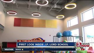 In the classroom: Inside the new J.P. Lord School