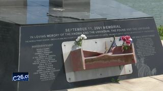 City officials vote to try and keep decommissioned 9/11 memorial - Video