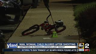 Police investigating Easter evening triple shooting - Video