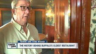 The history behind Buffalo's Oldest Restaurant - Video