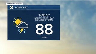 Metro Detroit weather: Memorial Day forecast