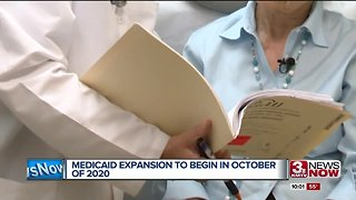 Medicaid Expansion announced for 2020