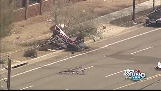 FD: Small aircraft down after departing Deer Valley Airport - Video