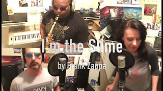 I'm the Slime by Frank Zappa performed by Scott Fish