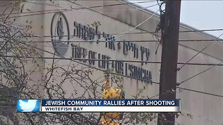 Milwaukee Jewish Community comes together after Pittsburgh shooting