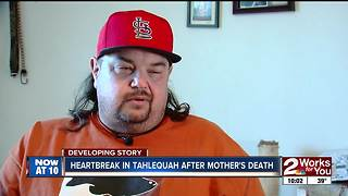 Family mourning loss of loved one after Tahlequah crash - Video