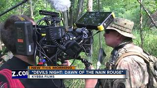 Devil's Night: Dawn of the Nain Rouge - Video