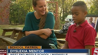 School Patrol: Help For Dyslexia - Video