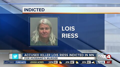 Minnesota woman indicted in husband's fatal shooting