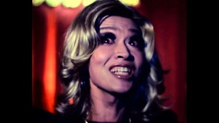 Japanese Transvestite Whitney Houston Tribute - Video